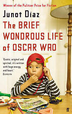 The Brief Wondrous Life of Oscar Wao by Junot Diaz (Paperback, 2009)