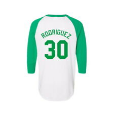 Benny The Jet Rodriguez Jersey T-Shirt Sandlot Costume SL Baseball Movie 30 Gift