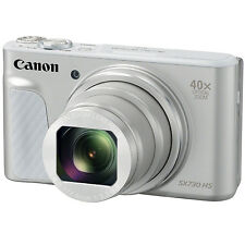 Canon PowerShot SX730 HS 40X Optical Zoom Wifi / NFC Digital Camera Silver