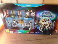 Skylanders Imaginators dark edition Wii u  - Brand New