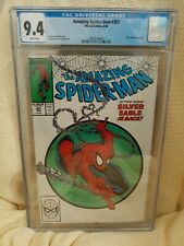 Amazing Spider-Man #301  1998 CGC 9.4 White Pages