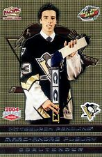 MARC-ANDRE FLEURY SP /1500 RC 03-04 PACIFIC CALDER COLLECTION ROOKIE PENS VEGAS