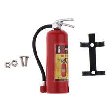 1/10 casa de muñecas miniaturas extintor de incendios herramientas en miniatura