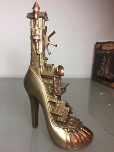 Steampunk High Heel Shoe Ornament