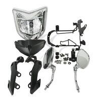 Headlight Set Head Light Assembly For Yamaha FZ1N 2006-2009 07 08 Motorcycle New