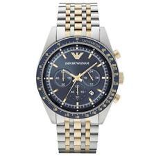 Emporio Armani Sportivo Gent's Stainless Steel Tazio Chronograph Watch AR6088