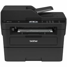 "Brother MFC-L2750DW Monochrome Compact Laser All-in-One Printer with 2.7"" Color"