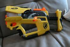 ***Super-Rare!*** Nerf N-Strike Firefly Rev-8 - Nerf Blaster mit Beleuchtung!