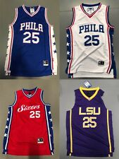 Ben Simmons Philadelphia and LSU Jerseys Collection