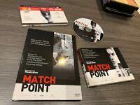 Match Point DVD Brian Cox Matthew Goode Scarlett Johansson