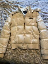 Guess Puffer Jacket White s small