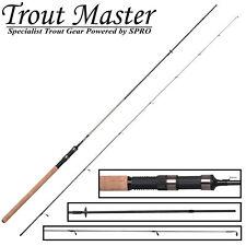 Trout Master Tactical Trout Spoon 1,8m 0,5-4g, Ultra Light Rute zum Spinnfischen