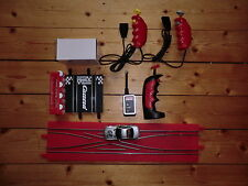 Carrera Go Digital D 143 Starter Set + Wireless + Ghostcar + Doppelweiche - NEU