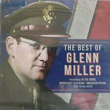 NEW SEALED - THE BEST OF GLENN MILLER - Big Band Jazz Pop Music CD Album