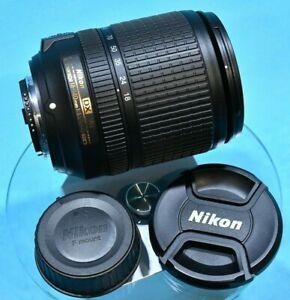 Nikon AF-S Nikkor 18-140mm f/3.5-5.6 G ED VR DX suit  D7500 D7200 D3500