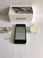 Apple iPhone 4s - 8GB - Black (Vodafone) A1387 (CDMA + GSM) Used - Excellent Con