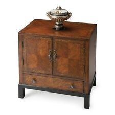 Butler Courtland Cherry & Burl Accent Cabinet, Cherry & Burl - 7008225