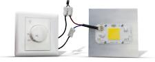Dimmbar LED Chip 20W direkt 230V Warmweiß Smart IC DIY 2300 Lumen Full Spectrum