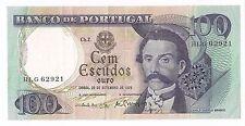 Portugal 100 escudos 1978 Camilo Castello Branco.