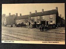 More details for rp vintage postcard - staffs. #b24 - dudley port c1931
