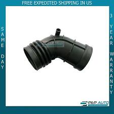 BMW AIR MASS SENSOR TO AIR BOOT INTAKE HOSE, FLOW METER TUBE OE# 13541705209