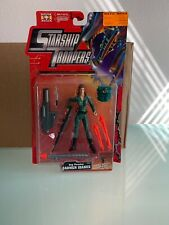 VINTAGE 1997 GALOOB STARSHIP TROOPERS CARMEN IBANEZ ACTION FIGURE NIB MIB