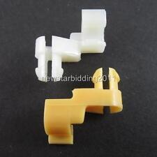 5Set 10 Pcs Door Lock 5mm Rod Size Clips For Toyota 69293-12030 & 69293-12040