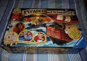 familien brettspiel piraten auf schatzjagt
