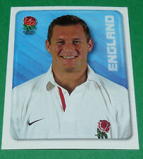 N°99 HILL ANGLETERRE ENGLAND MERLIN IRB RUGBY WORLD CUP 1999 PANINI
