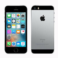 Original Unlocked Apple iPhone SE A1723  4G LTE 4.0'  16GB Débloqué Smartphone