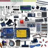 Epal Ultimate Starter Kit (Arduino UNO R3 -Compatible) Ultrasonic Processing