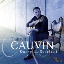 THIBAULT CAUVIN - DANSE AVEC SCARLATTI  CD NEW+ SCARLATTI,DOMENICO