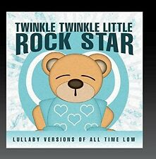 Twinkle Twinkle Litt - Lullaby Versions of All Time Low [New CD] Manu