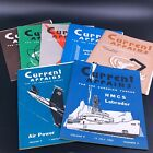 Vintage Current Affairs For Canadian Armed Forces Booklets lot of 7
