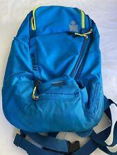 Ironman Triathlon Blue Backpack Daypack
