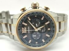 Mens Citizen Shadowhawk Chronograph Watch CA4176-55E  (29D)
