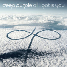 Deep Purple All I Got Is You CD EP - Release March 2017