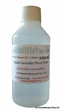 Pure organic floral de lavanda De Agua 100ml