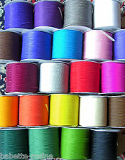 10 mètres RUBAN ORGANZA ** 3 mm ** Grand Choix de Coloris Scrapbooking Bijoux