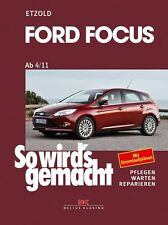 Ford Focus Serviceanleitungen & Reparaturanleitungen als gebundene Fans