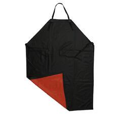 Pvc Waterproof Sleeveless Apron Restaurant Kitchen Butcher Food Industry
