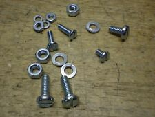 Schwinn Bicycle Hardware With Fender, Rack & Chainguard Bolt Kit Phantom &&