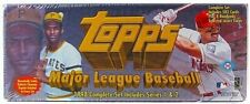 1998 Topps Baseball Factory Series 1 and 2 Complete Set 502 Cards Hobby