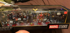 Disney 2019 Marvel Universe Mega Figurine Set Brand New,Thanos,Avengers,etc
