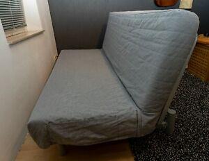 Ikea beddinge Schlafsofa (200x100x95) cm, als Bett (200x140) cm, mit Bettkasten