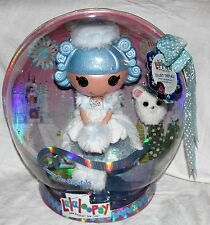 Lalaloopsy Ivory Ice Crystals Full Size Doll Holiday Collector Edition New NIB