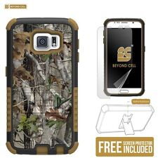 Beyond Cell Tri Shield For Samsung Galaxy S6 Autumn Camouflage
