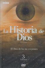 DVD - La Historia De Dios NEW The Story Of God FAST SHIPPING !
