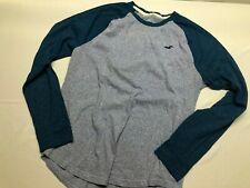 Hollister Mens Long Sleeve T-Shirt - Medium