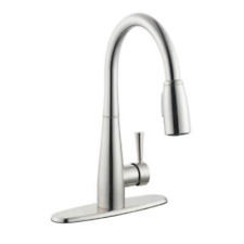 stainless steel kitchen faucets glacier bay for sale ebay rh ebay com